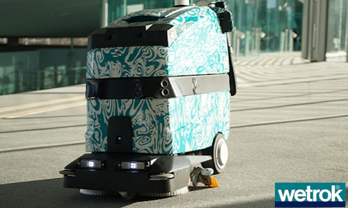 Rengjørings robot